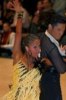Jason Chao Dai & Patrycja Golak at Manhattan Amateur Classic 2009